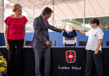 London School galardonado con la certificación Oxford Quality